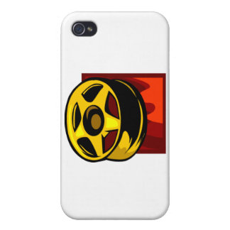 Flying Rim Covers For iPhone 4