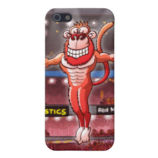 Flying Rings Monkey Covers For iPhone 5