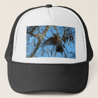 Flying Robin Trucker Hat