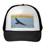 flying rook trucker hat