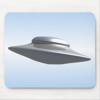 flying saucer3 mouse pad