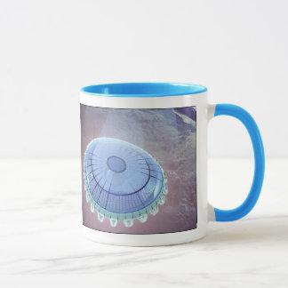 Flying Saucer - America's UFO Mug