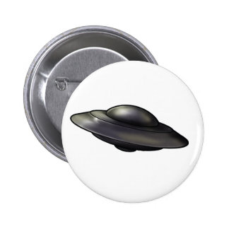 Flying Saucer Button