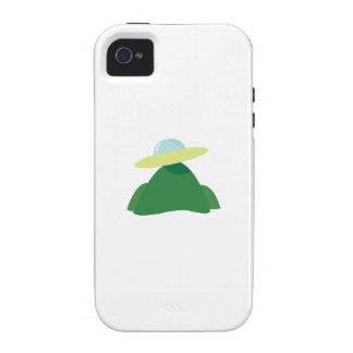 Flying Saucer Vibe iPhone 4 Cases
