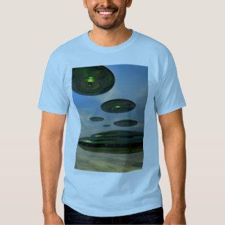 Flying Saucer Fleet T-Shirt