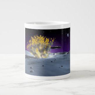 Flying Saucer Large Coffee Mug