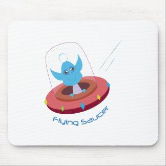 Flying Saucer Mousepads