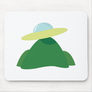 Flying Saucer Mouse Pads