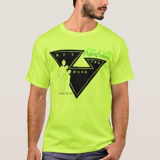 Flying Saucer - O.M. plus benign T-Shirt