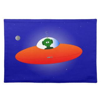 Flying Saucer Placemat