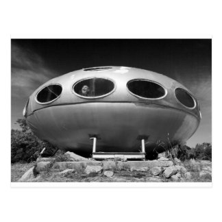 Flying Saucer Post Cards