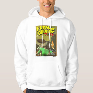 Flying Saucer Tales Fake Pulp Cover Shirt