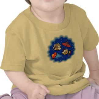 Flying Saucers & Desserts Shirt