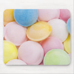 flying-saucers sweet background mouse mat mouse pad