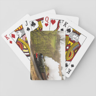 Flying Scotsman at Goathland Playing Cards