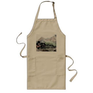 Flying Scotsman Vintage Steam Engine Apron