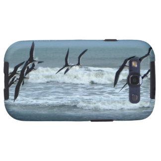 Flying Seabirds Samsung Galaxy SIII Cases