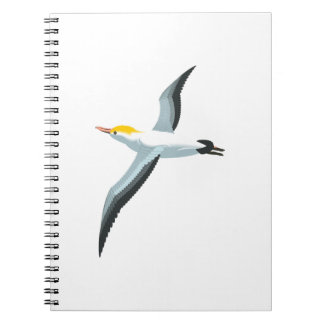Flying Seagull Note Book