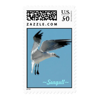 Flying Seagull Postage