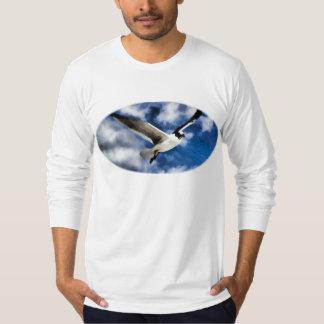 Flying seagull T-Shirt
