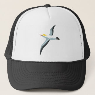 Flying Seagull Trucker Hat
