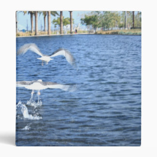 Flying Seagulls Binder