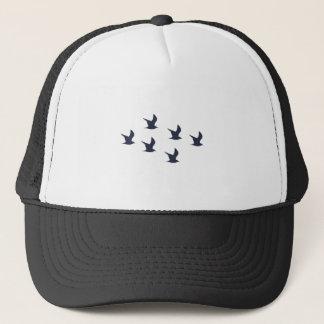 Flying Seagulls Logo Trucker Hat