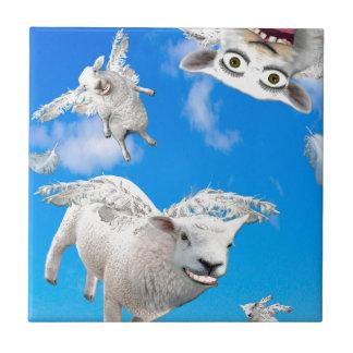 FLYING SHEEP 3 TILE