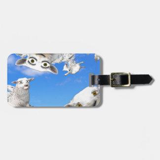 FLYING SHEEP 4 BAG TAG