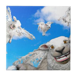 FLYING SHEEP 5 TILE