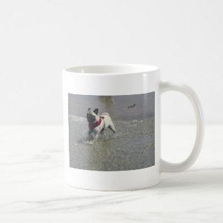 Flying SId Classic White Coffee Mug