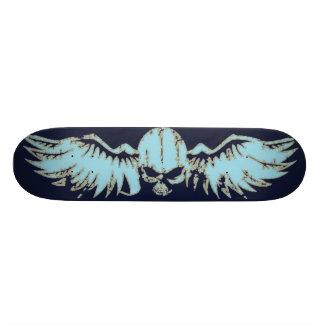 Flying Skull Skateboard