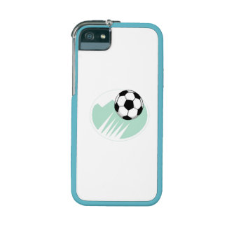 Flying Soccer Ball iPhone 5 Covers