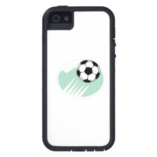 Flying Soccer Ball iPhone 5/5S Covers