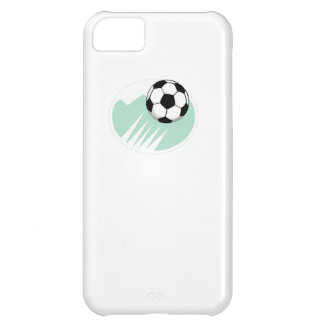 Flying Soccer Ball Cover For iPhone 5C