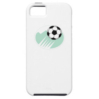 Flying Soccer Ball iPhone 5 Cover