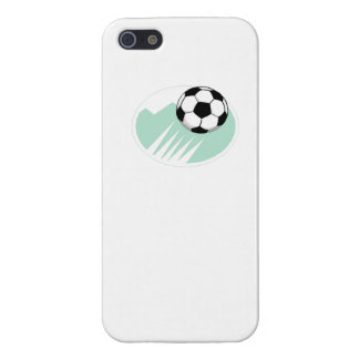 Flying Soccer Ball Case For iPhone 5