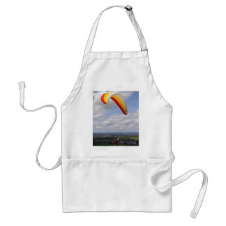 Flying Solo Adult Apron