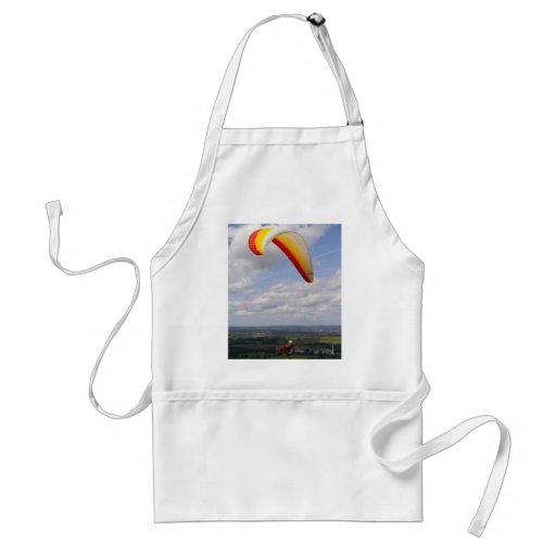 Flying Solo Apron