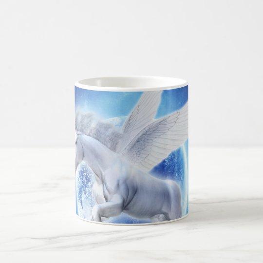 Flying Soul Coffee Mug