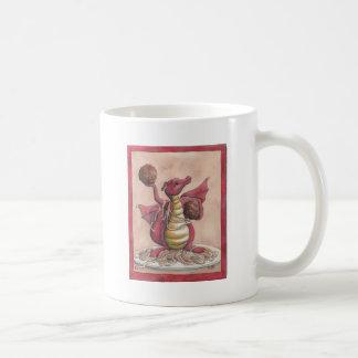 Flying Spaghetti Dragon Coffee Mug
