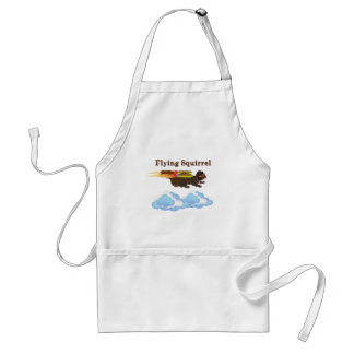 Flying Squirrel Adult Apron