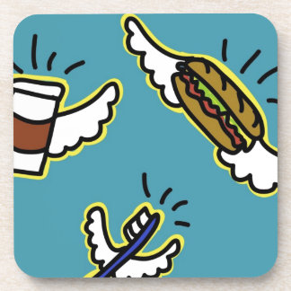 Flying Sundries Drink Coaster