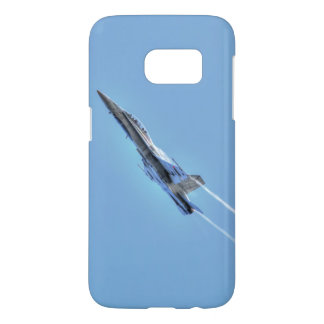 Flying Supersonic Airforce Jet Samsung Galaxy S7 Case