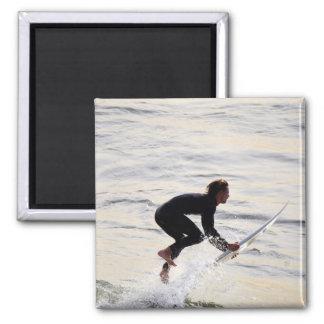 Flying Surfer Magnet