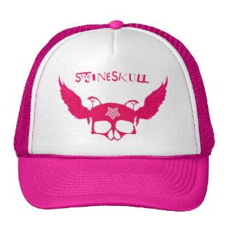 Flying Swine Hat Pink/Pink