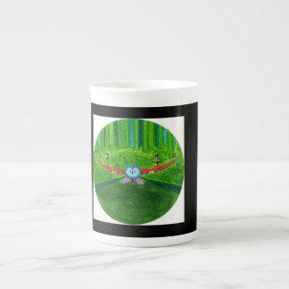 Flying Synergy Tea Cup