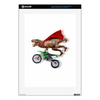 Flying t rex  - t rex motorcycle - t rex ride PS3 decals