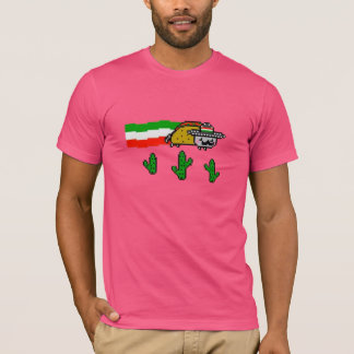 Flying Taco Cat T-Shirt