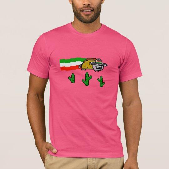Flying Taco Cat T-Shirt